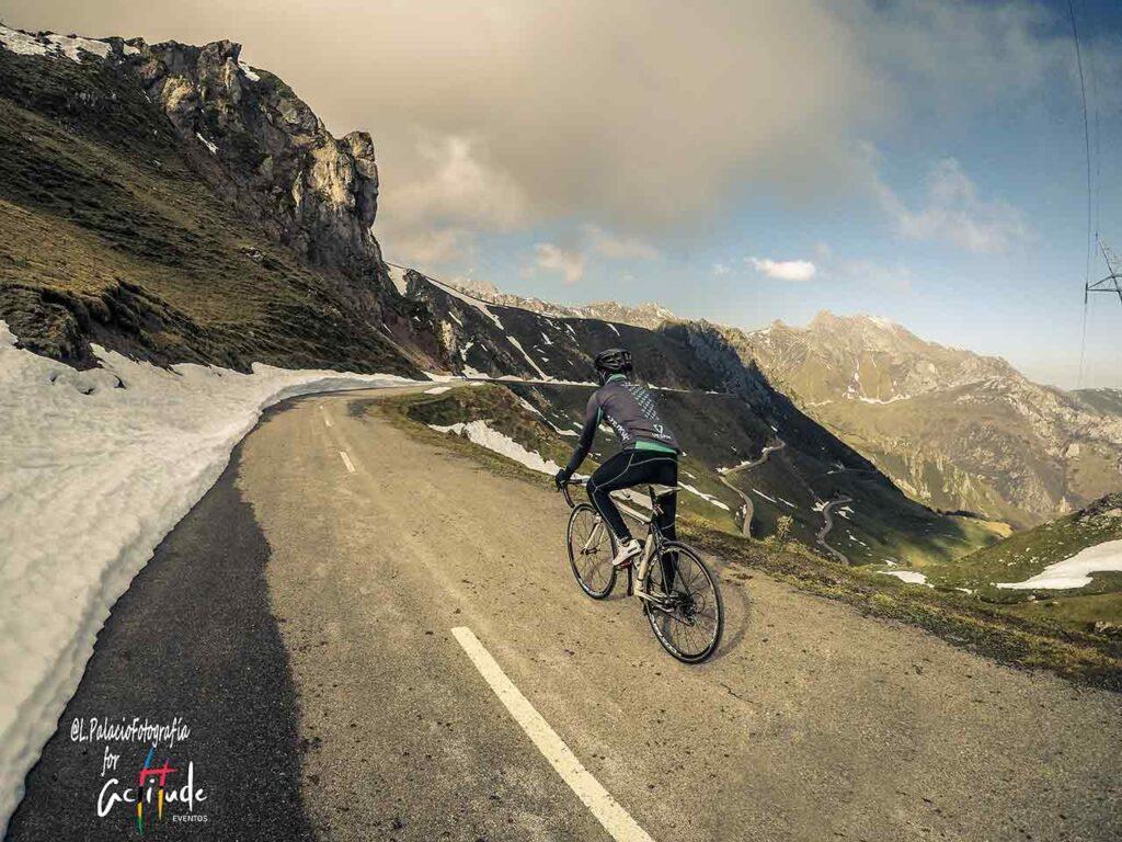 La Cubilla- carrera ciclista Asturias