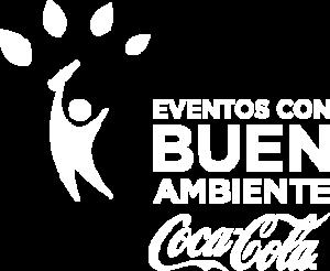 Logo coca cola medio ambiente